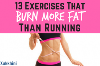 13 Exercises That Burn More Fat Than Running!