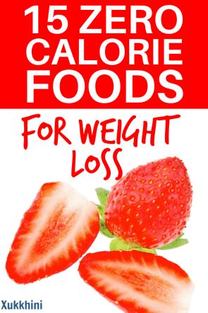 Zero-Calorie-Foods