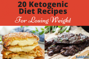 20 Ketogenic Diet Recipes for Losing Weight: Easy Low Carb, Fat-Burning Meals