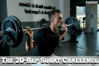 The 20-Rep Squat Challenge