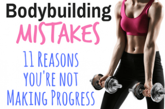 Biggest Bodybuilding Mistakes: 11 Reasons You're Not Making Progress