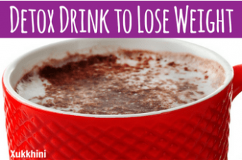 Secret Detox Drink to Lose Weight: Unique Revolutionary Formula.