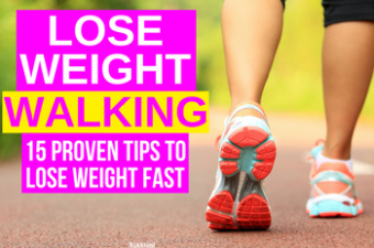 How to Lose Weight Walking: 15 Proven Tips