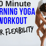 10 Minute Morning Yoga Workout for Flexibility and Energy