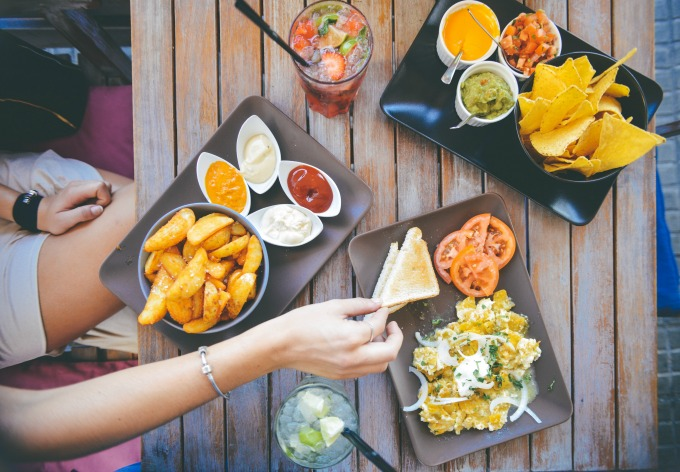 healthier food alternatives