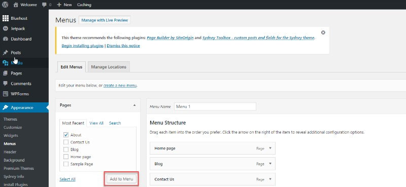 How-To-Start-A-WordPress-Blog-On Bluehost