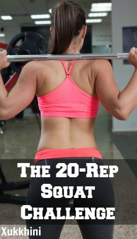 The-20-Rep-Squat-Challenge
