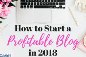 How to Start a WordPress Blog on Bluehost in 2018